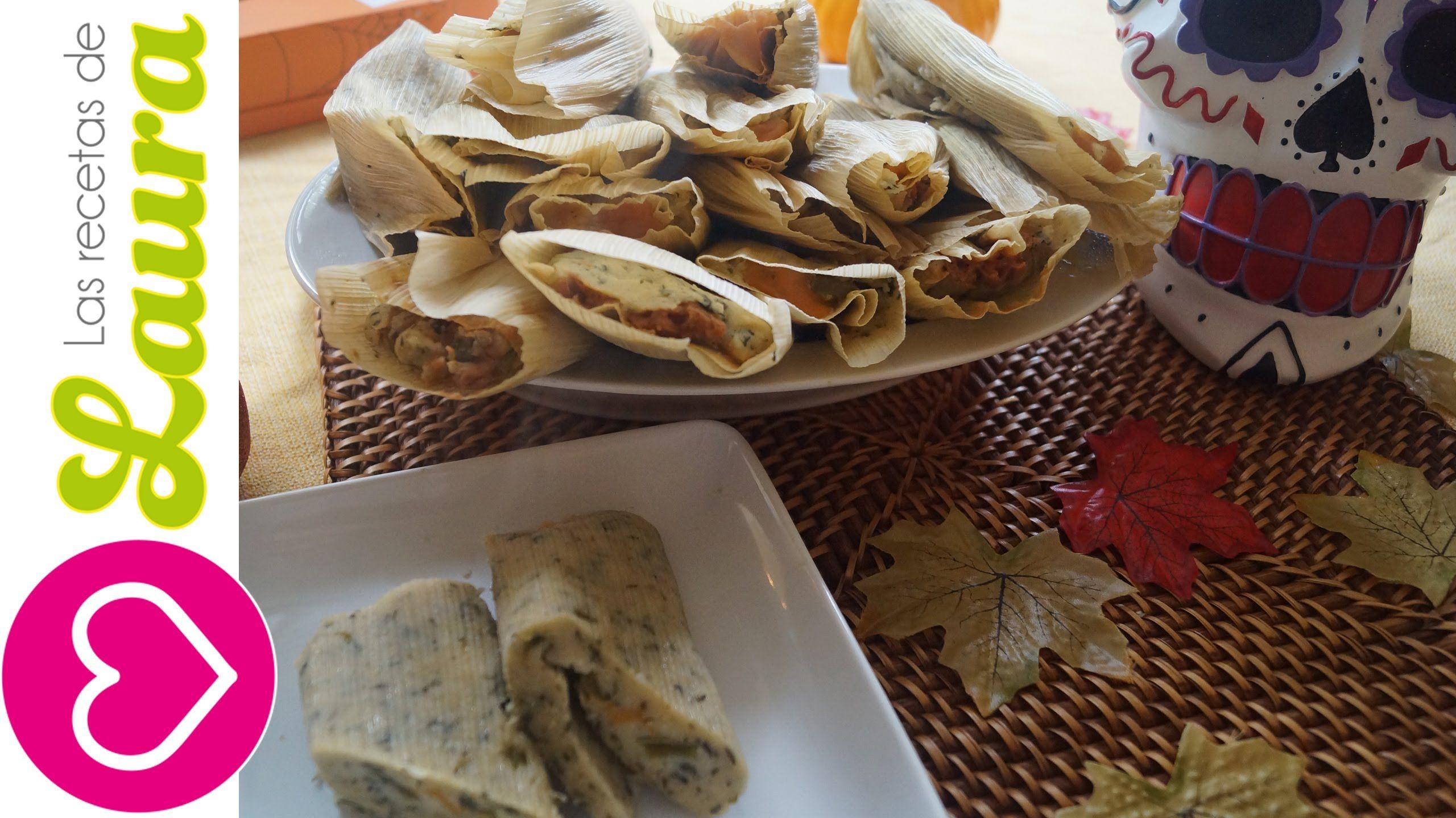 Tamales de queso y rajas sin manteca comida saludable for Comidas faciles de cocinar