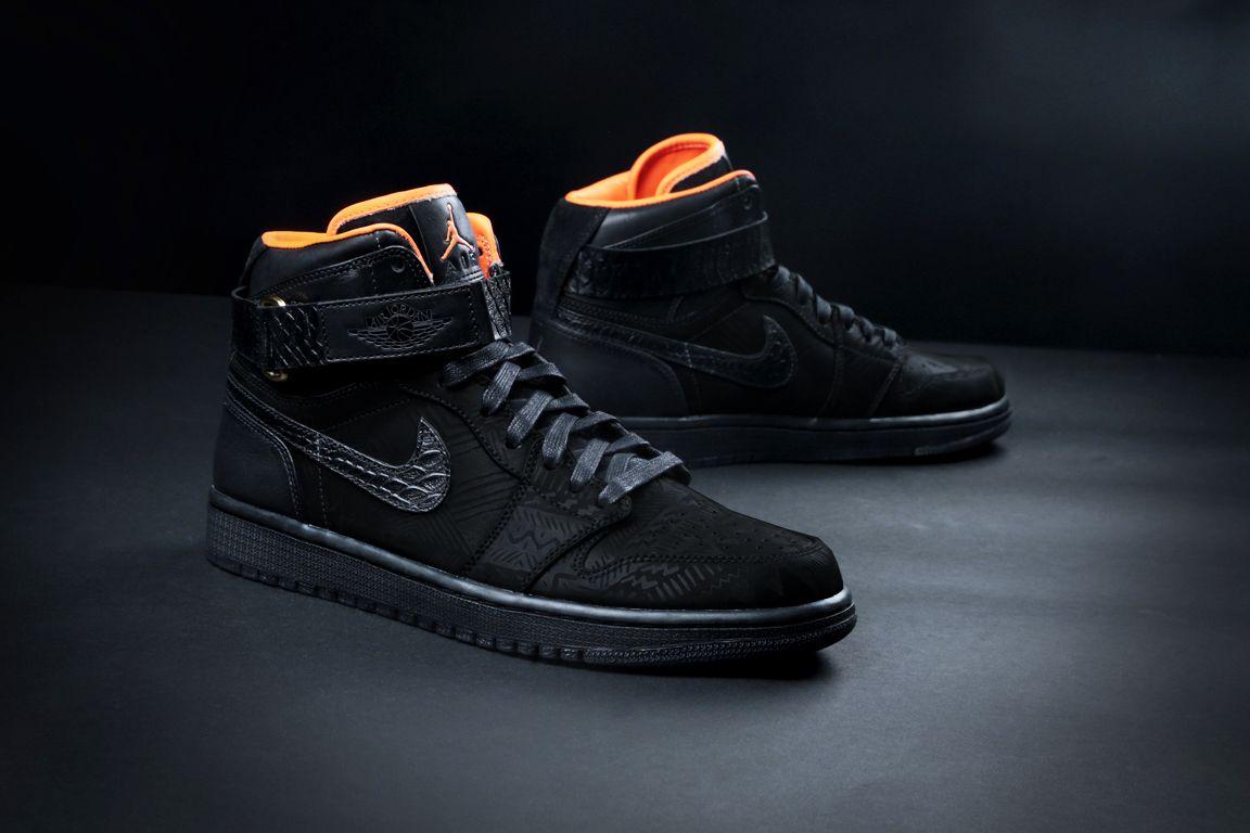 Nike Air Jordan 1 BHM x Just Don | Chaussure basket homme