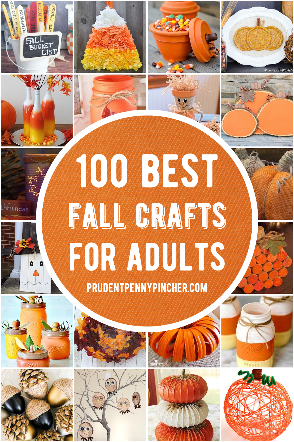 100 Best Fall Crafts for Adults in 2020 Fall crafts for