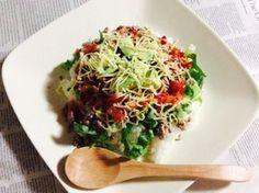 簡単!激旨!我が家のシンプル☆タコライス by KUNIちゃん [クックパッド] 簡単おいしいみんなのレシピが234万品