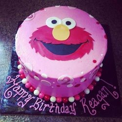 Birthday Cakes for Girls - Creme de la Creme Cakery
