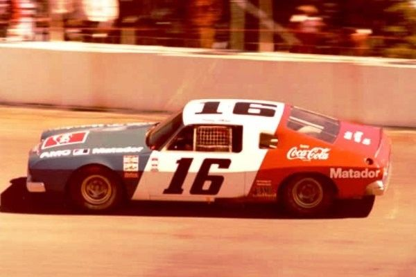 bobby allison for penske classic racin 39 stock cars pinterest bobby nascar and cars. Black Bedroom Furniture Sets. Home Design Ideas