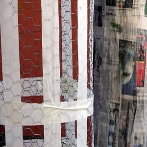 DIY Paper Mache Over Chicken Wire DIY Home Decor Crafts | for the