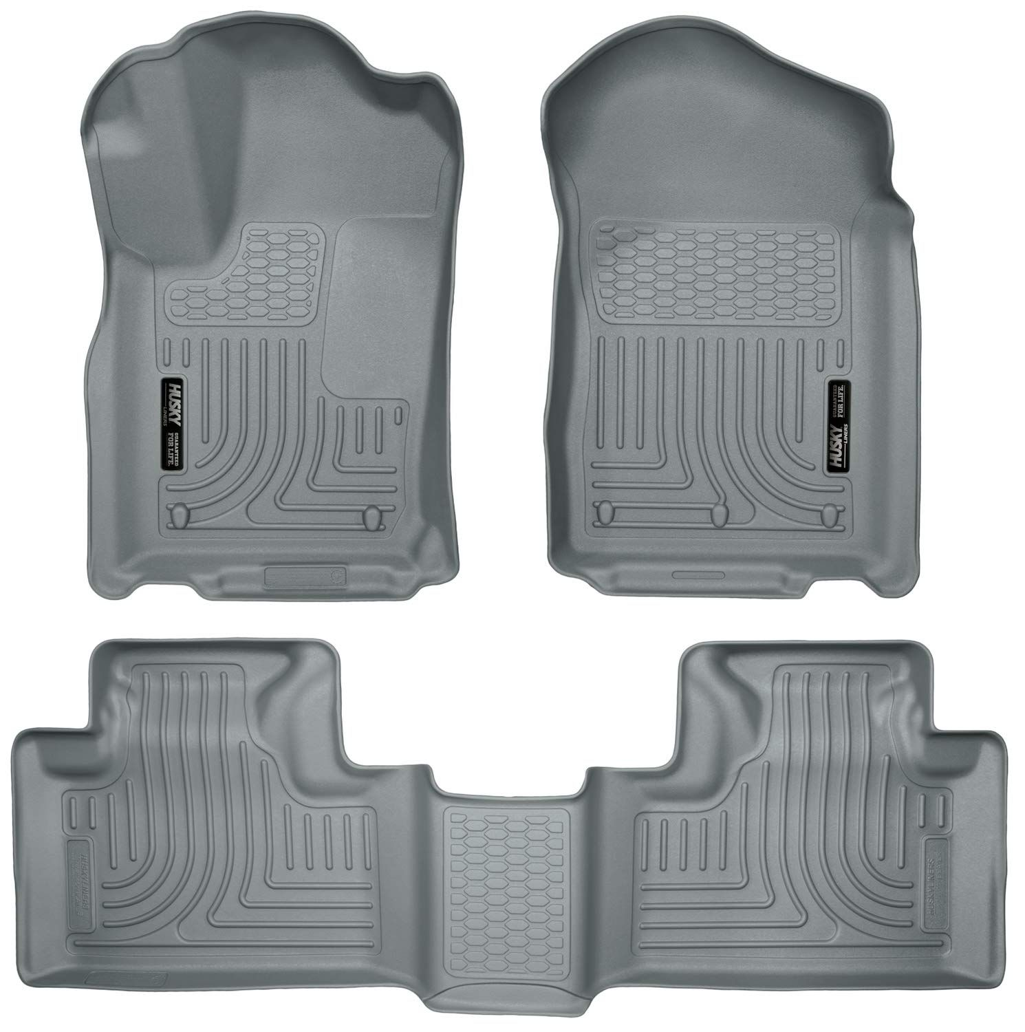 Husky Liners Front And 2nd Seat Floor Liners Fits 11 15 Durango Grand Cherokee For More Information Visit Image Link This Husky Liners Floor Liners Liner