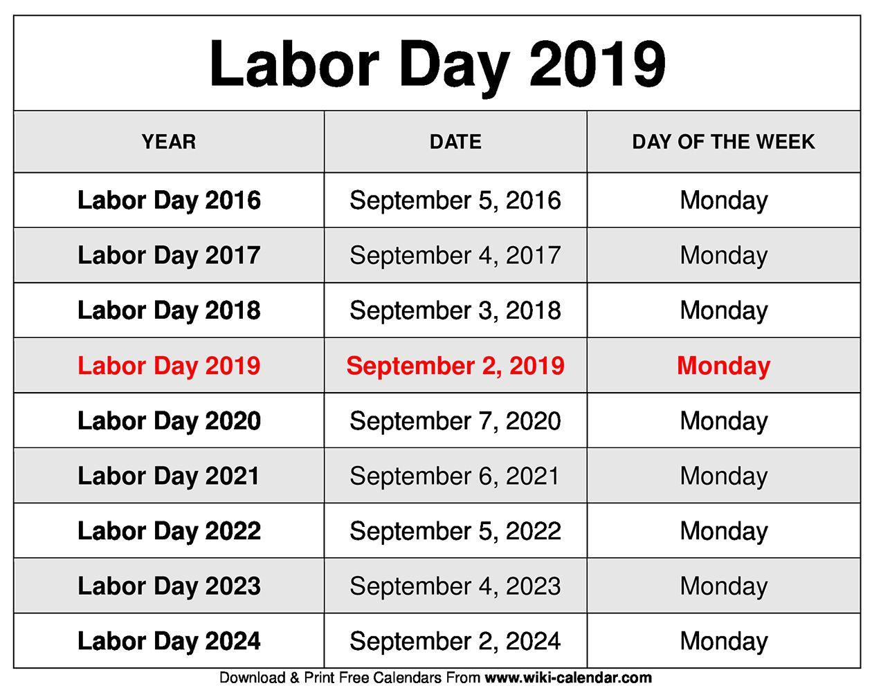 Free Printable September 2020 Calendars September