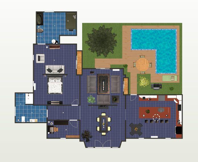 Como hacer planos para casas f cilmente programas gratis - Como hacer plano de casa ...
