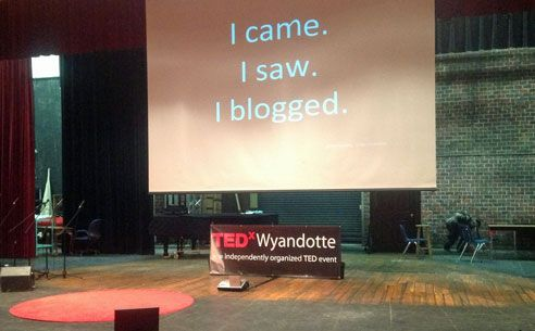 Six Ideas for Developing a First Time TEDx Talk