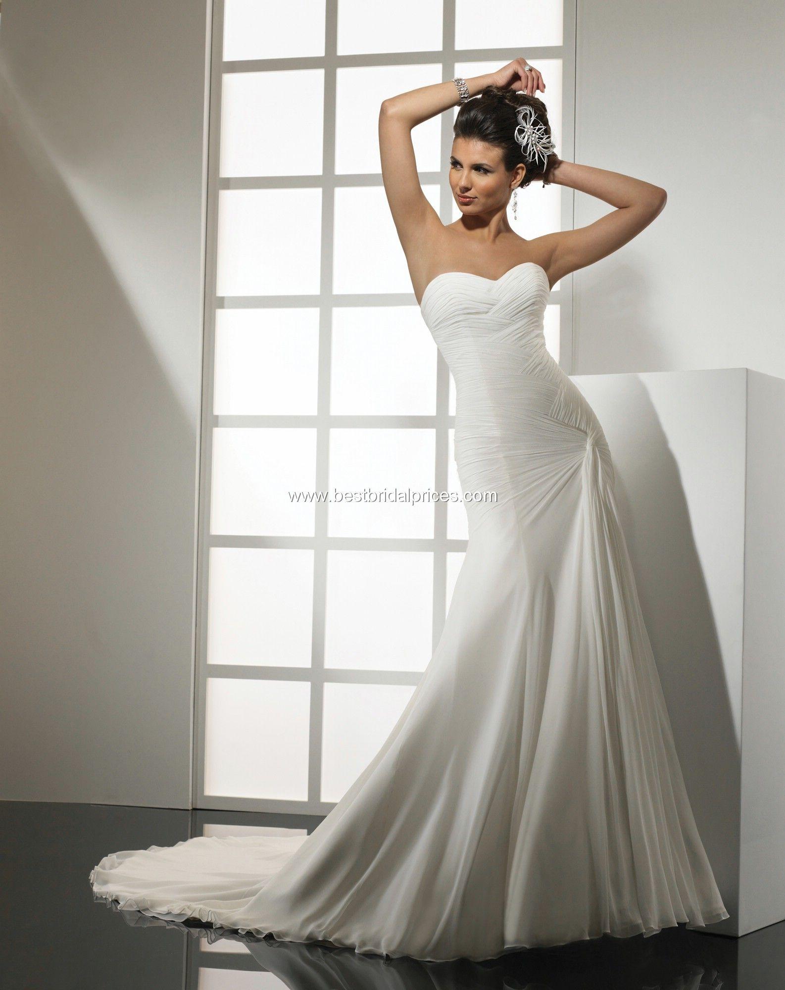 Cute wedding reception dresses for the bride  Sottero u Midgley Claricerfect beach dress  Wedding Ideas