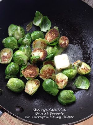 Cafe Vita: Perfect Brussels Sprouts