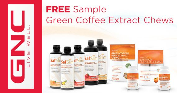 Free Sample Of Green Coffee Extract Chews At Gnc Green Coffee