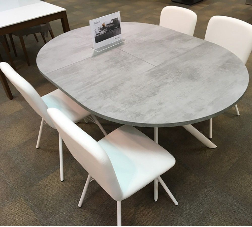 Connubia Calligaris Giove Extending Table Emma Chair Set Nice But Too Small