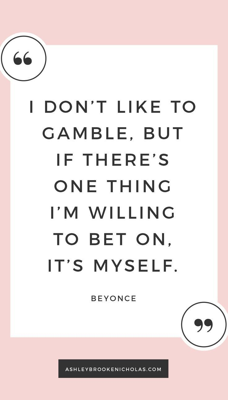 Good Quotes For Girls 10 Quotes That Every Girl Boss Needs To Hear  Girl Boss Quotes