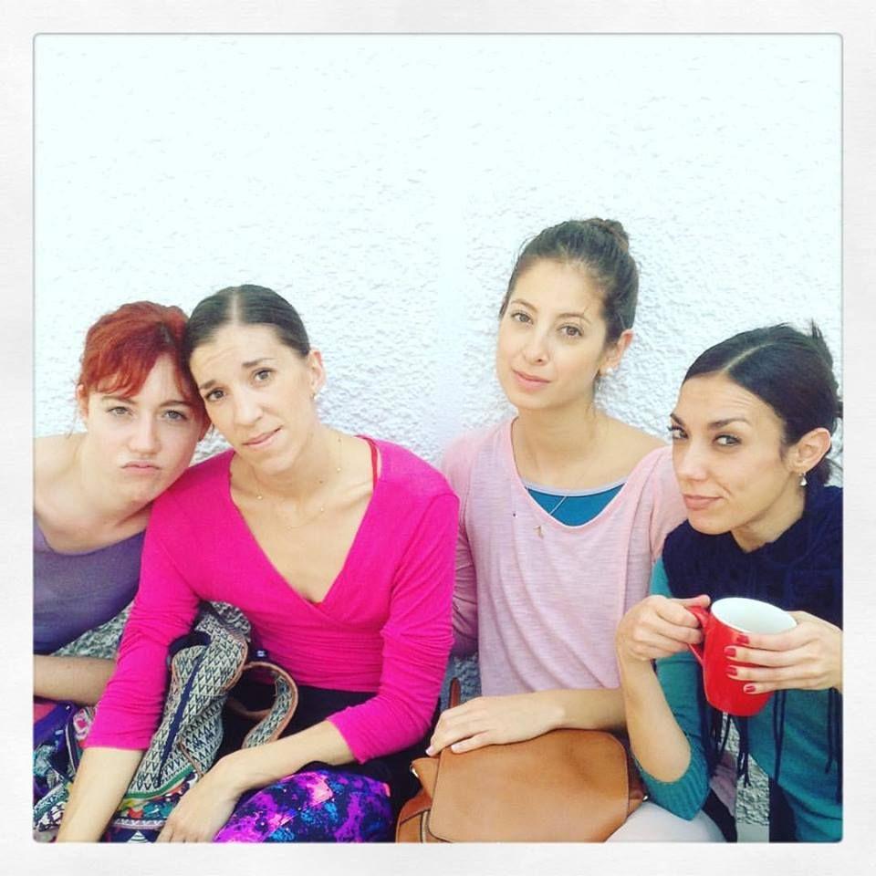 Alicia Hauffray, Cecilia Rodríguez, María Martha & Agustina Galizzi.