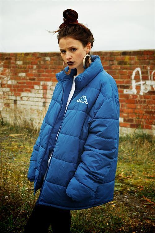 1a4cd06020 90's british fashion kappa jacket | Gorgeous Clothing Ch. 1 ...