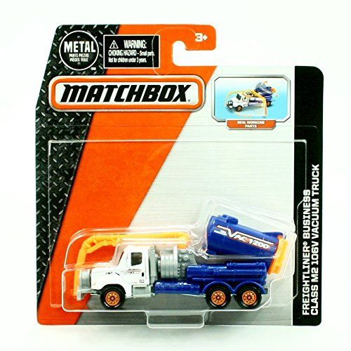 Freightliner Business Class M2 106v Vacuum Truck Real