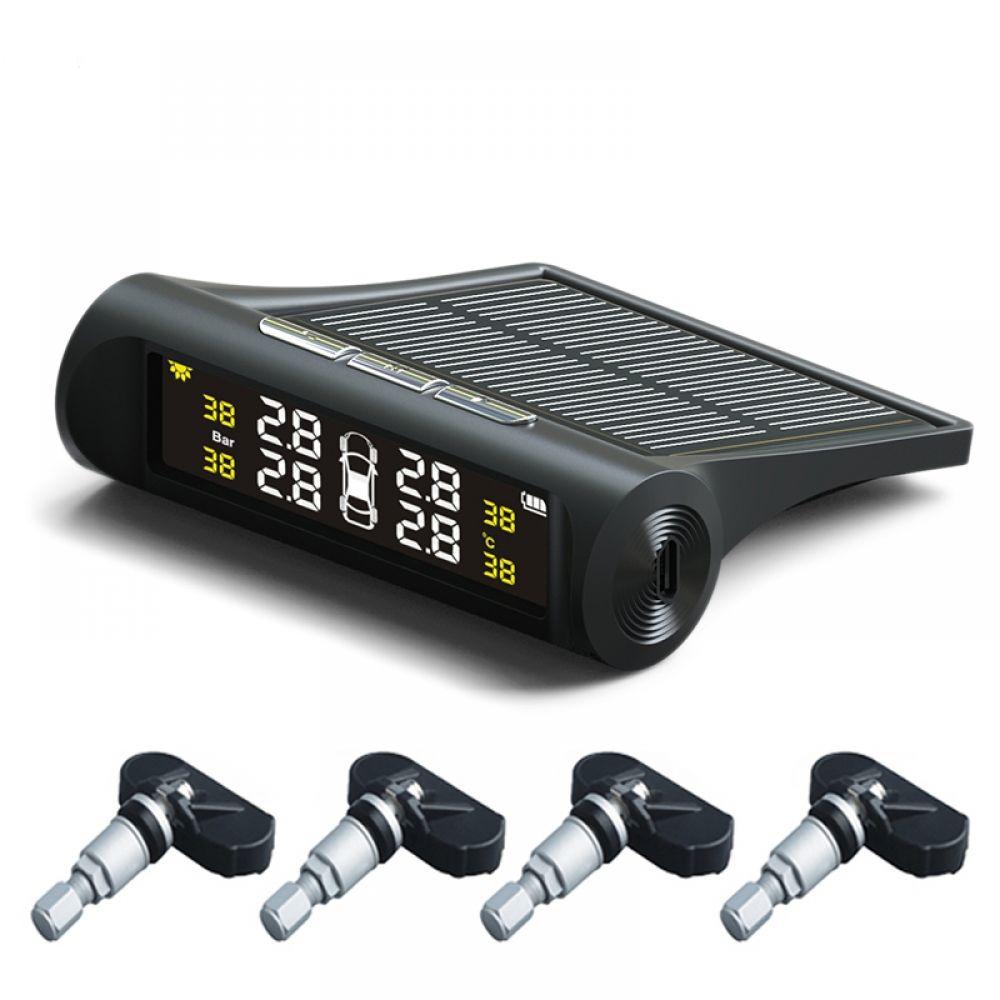 Car pressure monitoring system car system pressure