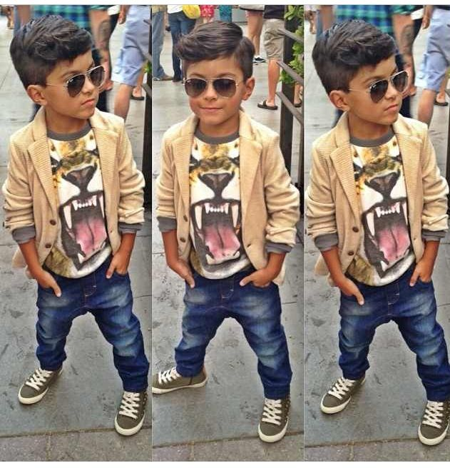 Inspira O Fashion Kids Boy Fashion Baby Swag And