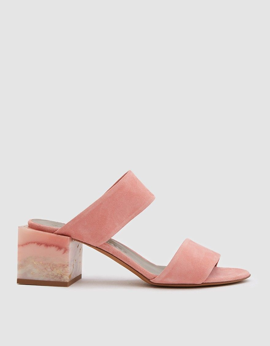 8ce1b7214b0 Marmo Sandal in Rosa Need Supply Co. Suede Sandals