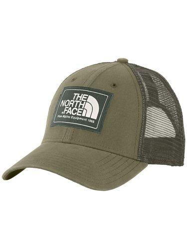 The North Face Mudder Trucker Hat - Mountain Moss - One-Size ... b33512da90a3