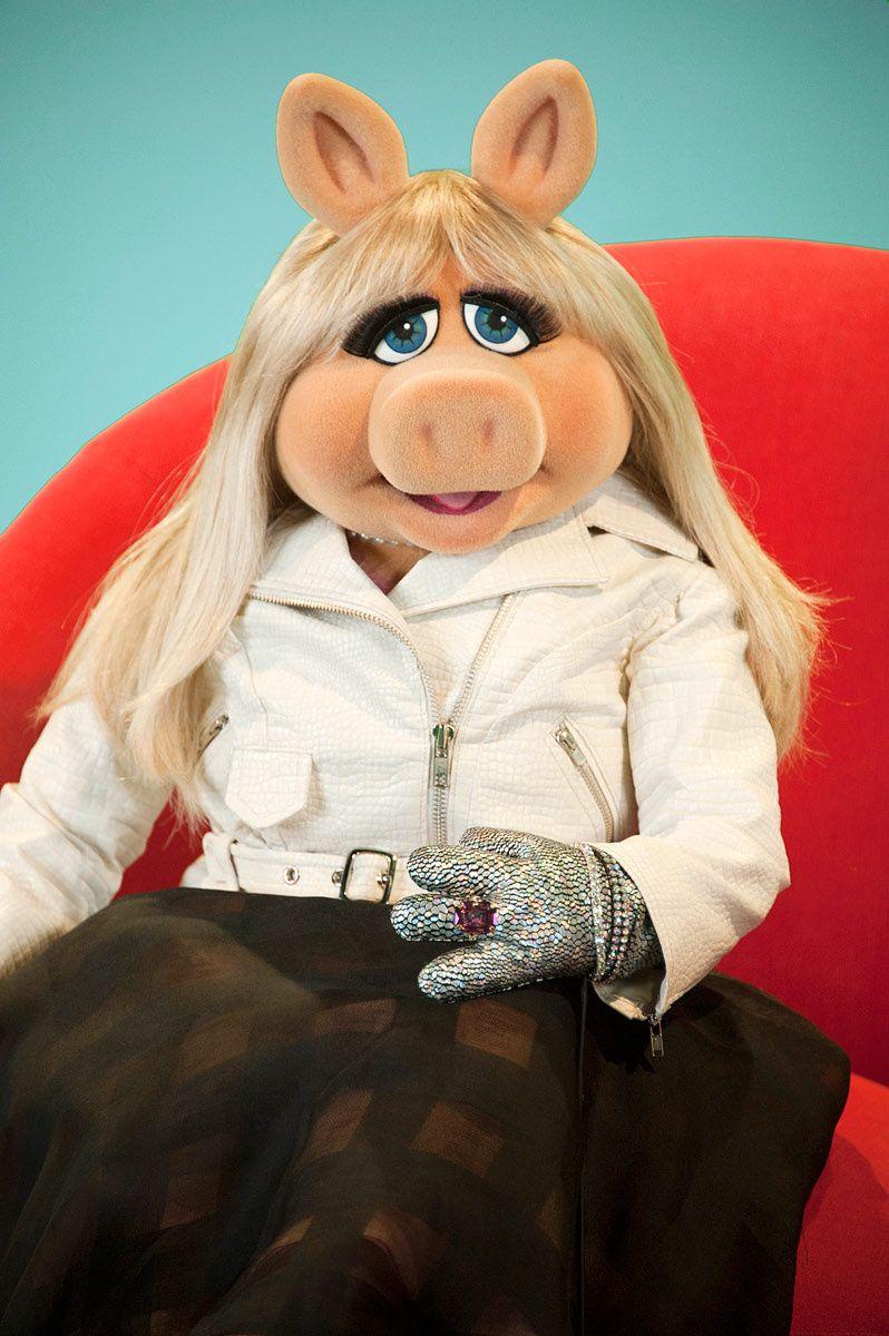 El Estilo De Miss Piggy Miss Piggy Muppets Cerdita Peggy