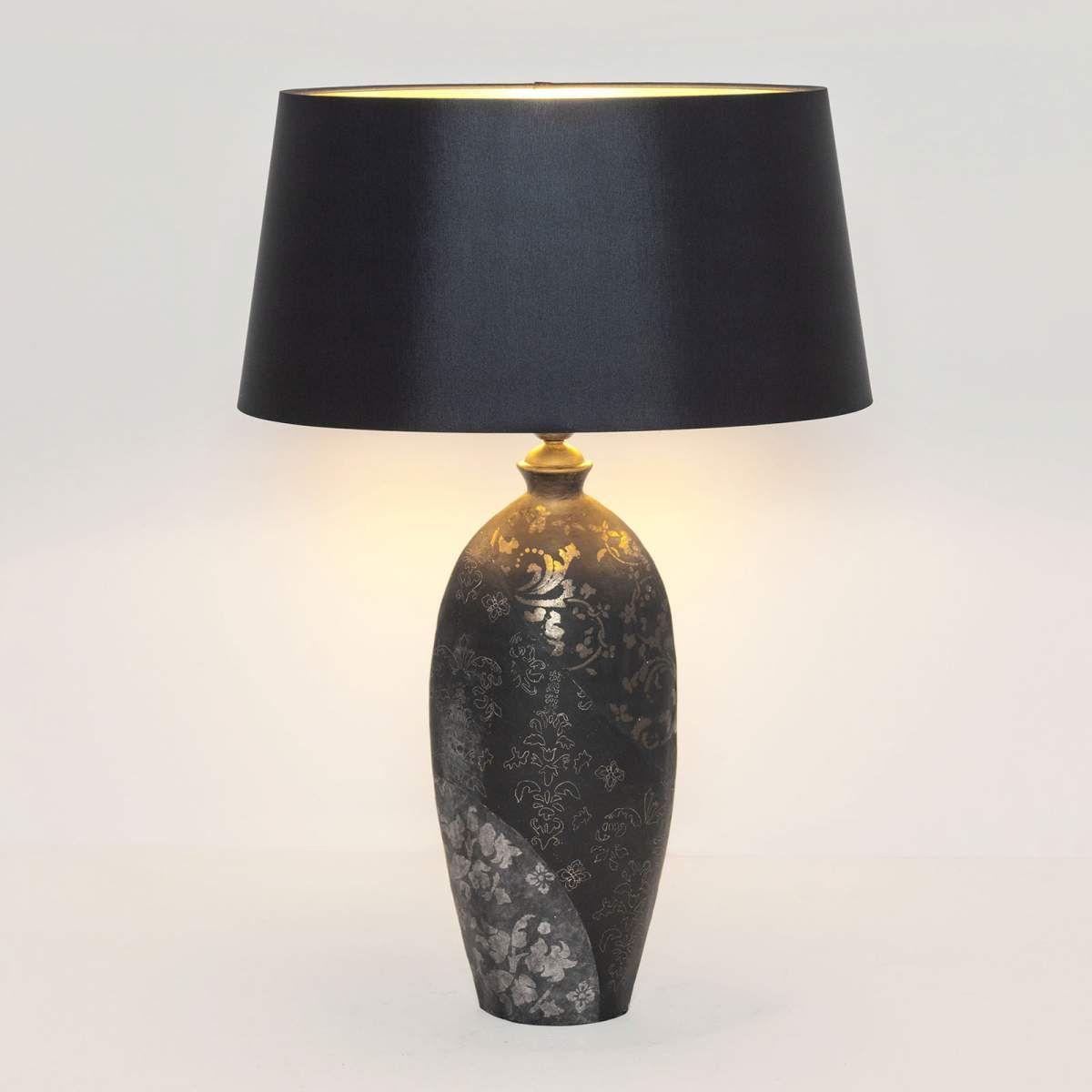 Moderne Tischlampe Mary Von J Hollander Schwarz Tischleuchte Moderne Tischlampen Und Led Rohren