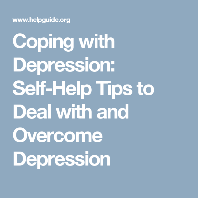 what is depression and how to overcome it