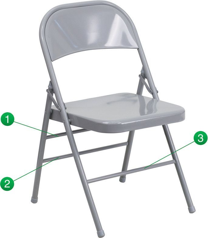 Pin On Our Metal Folding Chairs