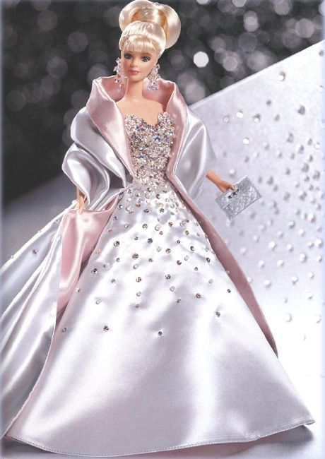Toys - Great Gifts Barbie Doll - Gold Platinum Label and Wedding and ...