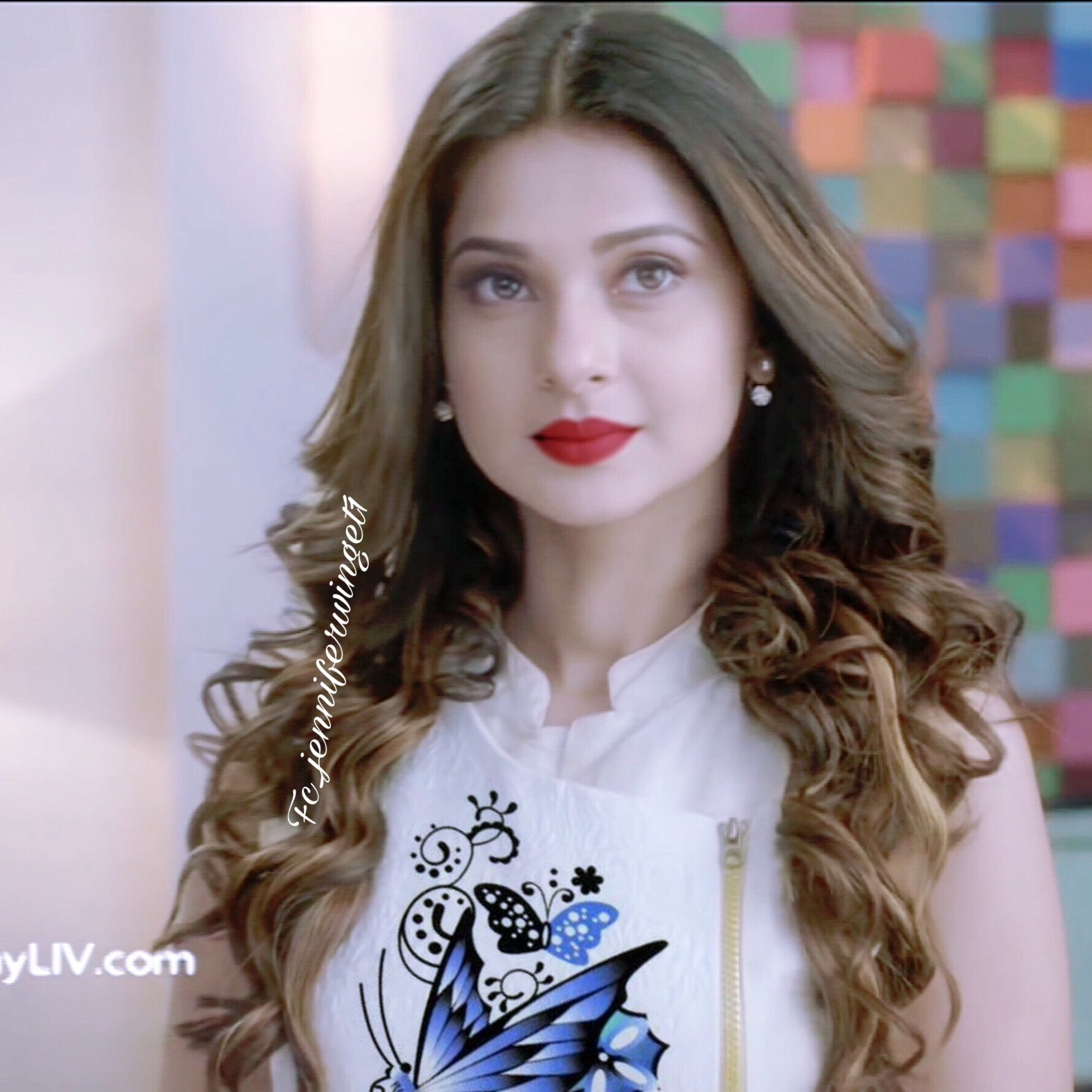 My Life Is Beautiful Jennifer Winget Actress Hairstyles Hairstyle
