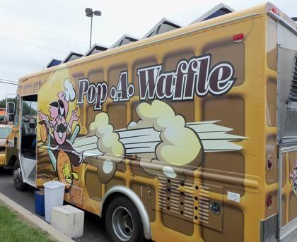 Waffle Food Truck Names