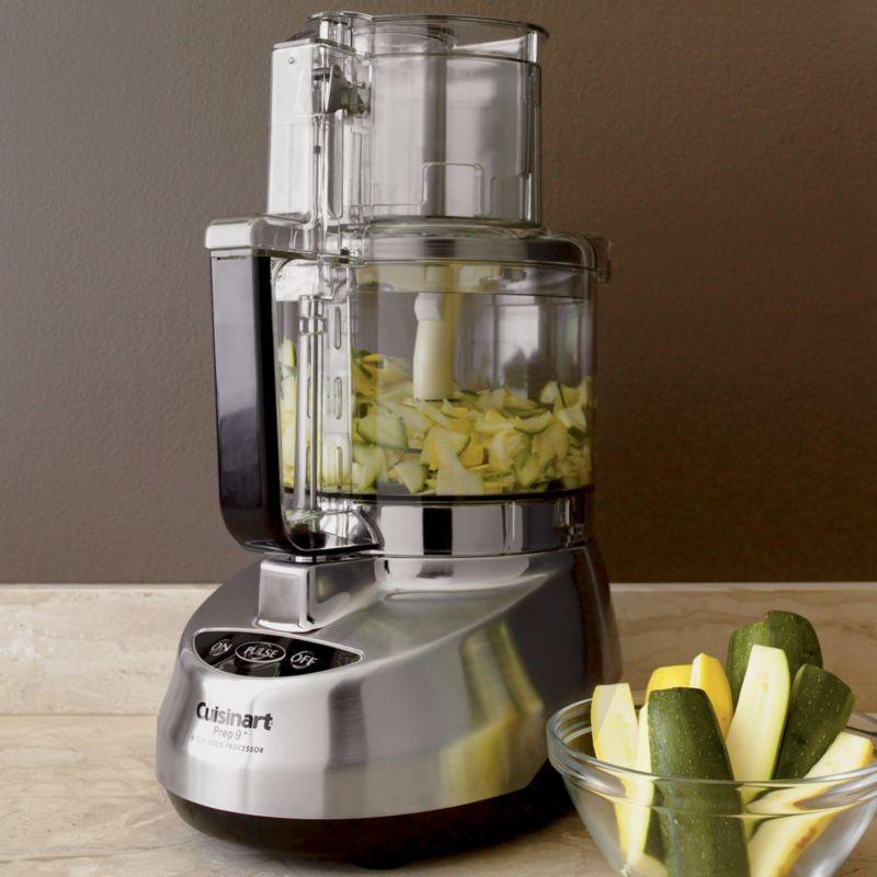 Cuisinart 9 cup food processor for food blending ideas
