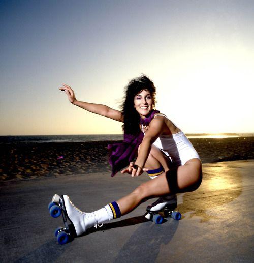 Log In Roller Girl Roller Disco Roller Skating
