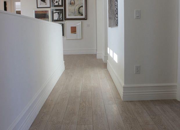 Mannington Black Forest Oak Antiqued Laminate Flooring