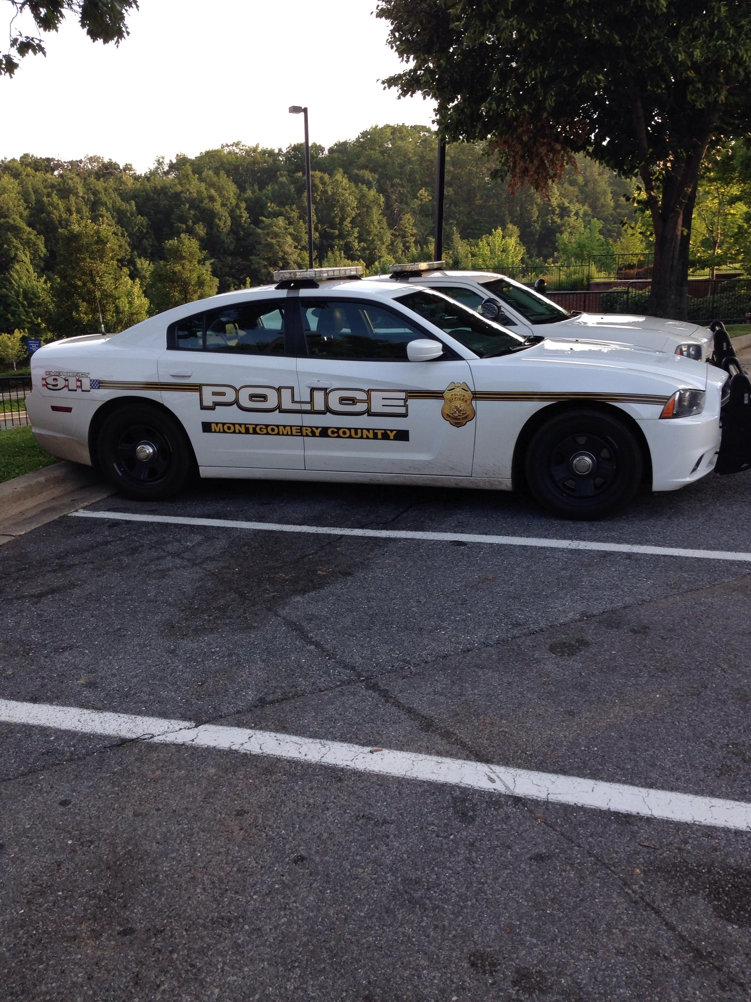 Montgomery County Police Dodge Charger Maryland Police Cars Police Emergency Vehicles
