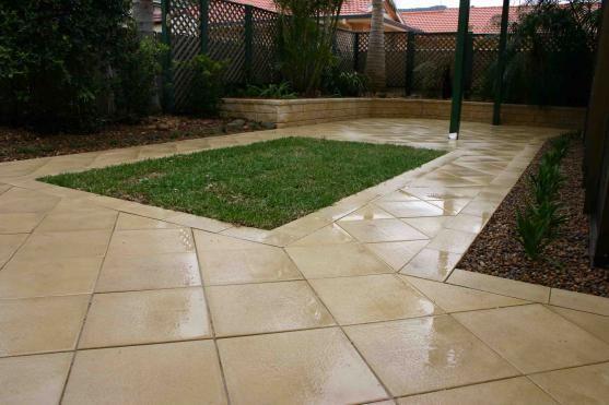 Garden Ideas Paving paving ideasinspired landscape design & construction | garden