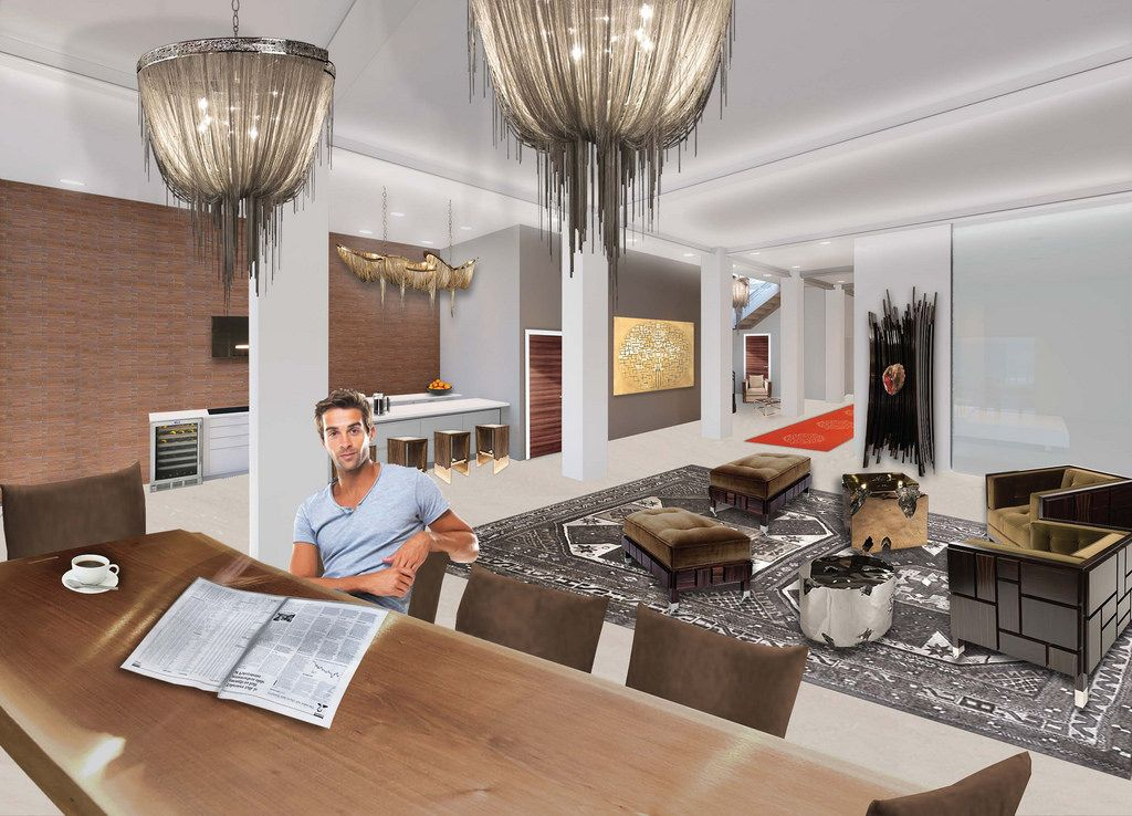 The New York School Of Interior Design Modern House Interior Design