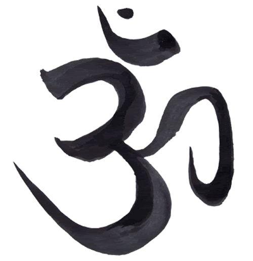 Hindu Symbol Harmony Peace Clipart Library