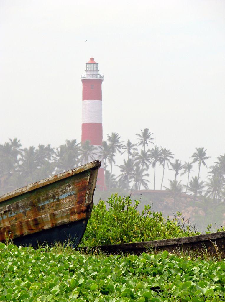 Kovalam Beach #Kerala