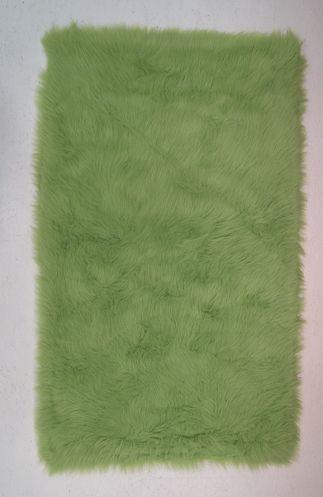 Fun Rugs Flokati Fuzzy Rug Green Products Rugs Area Rugs