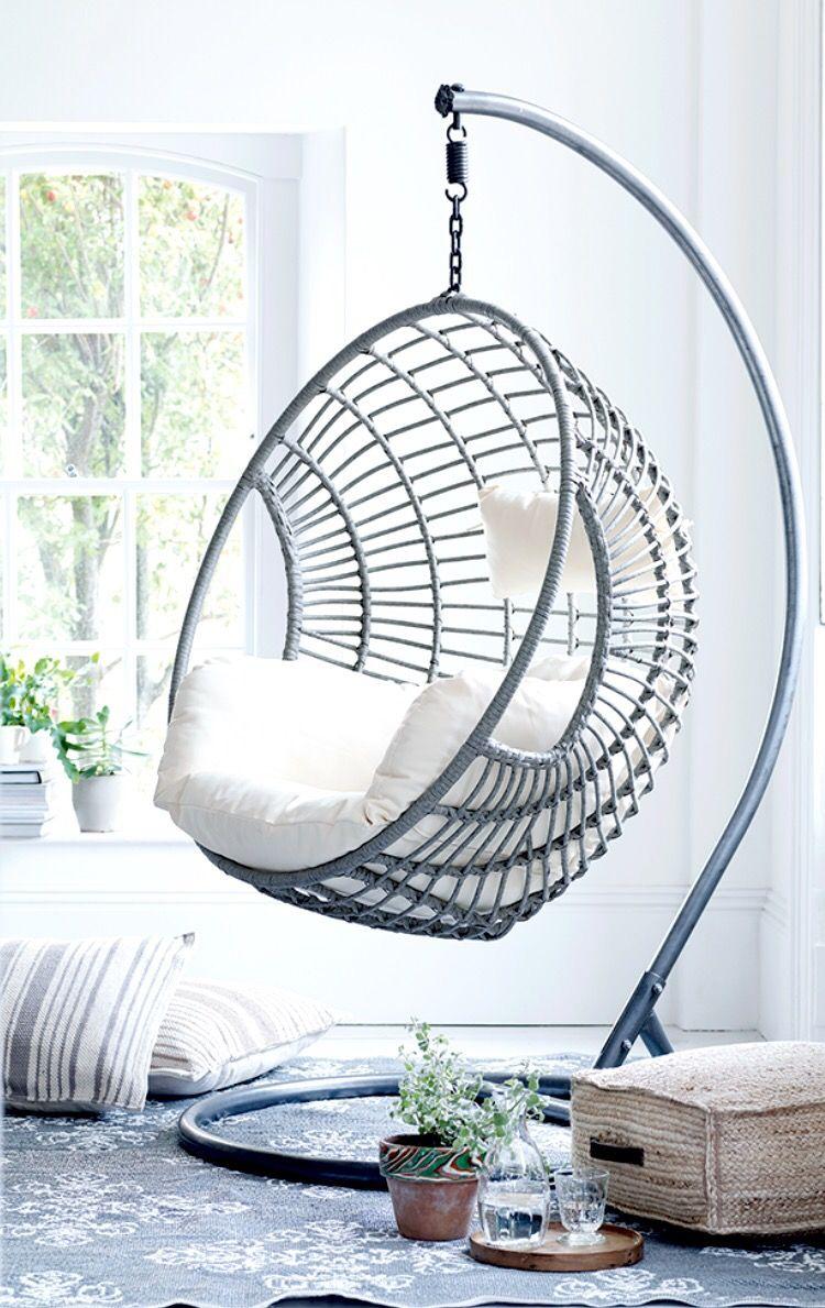 Get creative with indoor hanging chairs urban casa bedroom in