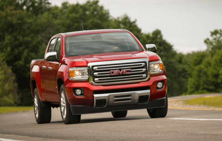 2020 Gmc Canyon Redesign Spied Release Date Price Gmc Canyon Gmc Canyon