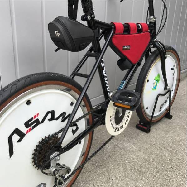希少】ASAMA CONCEPT BIKE BMX おまけ付き_画像2 | 自転車, 付き