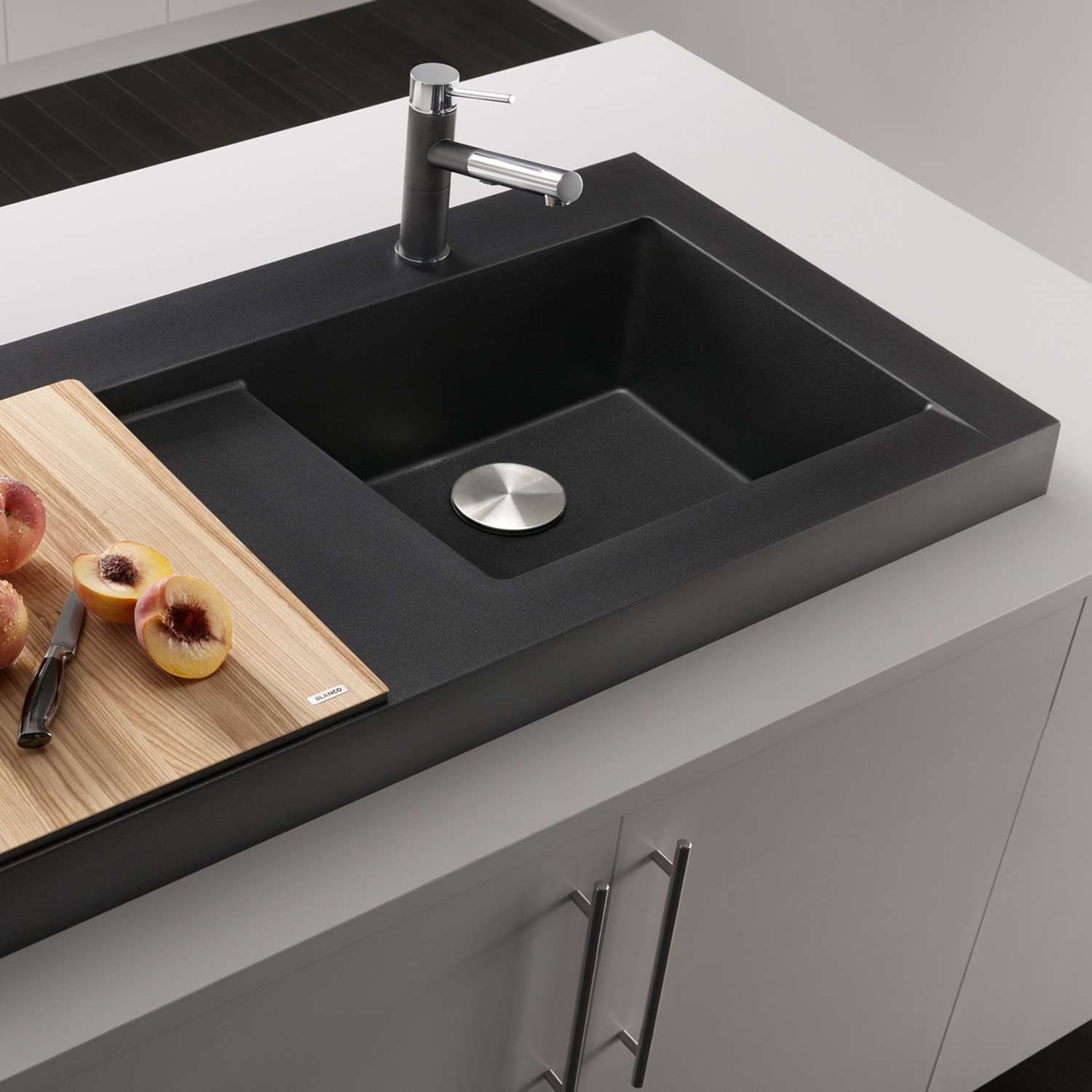 A Guide To Kitchen Sink Types Design Materials Sizes Granite