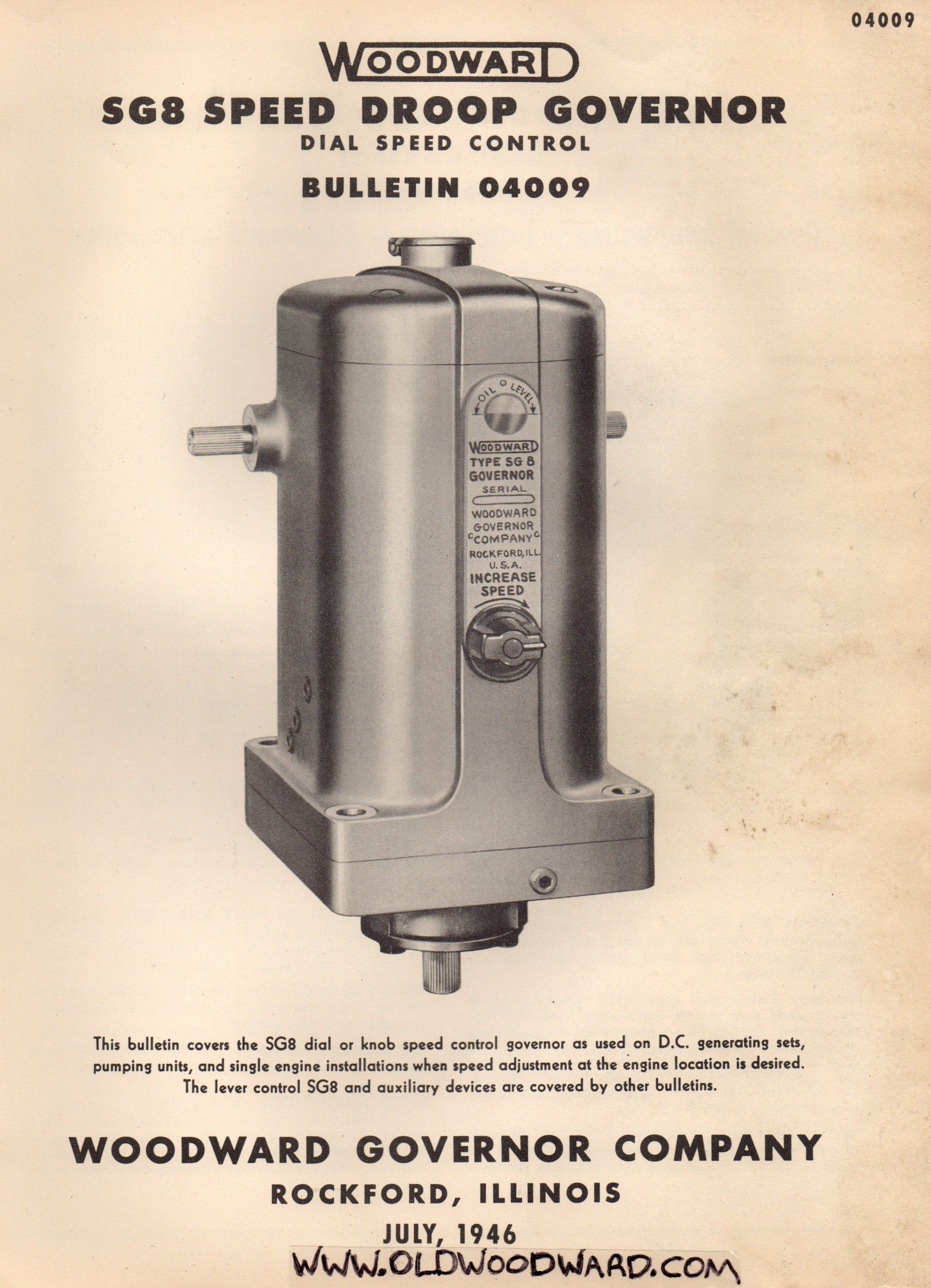 Pin by Bradford Electric's History. on Operation and maintenance manuals  for hydraulic governors and accessories.   Pinterest