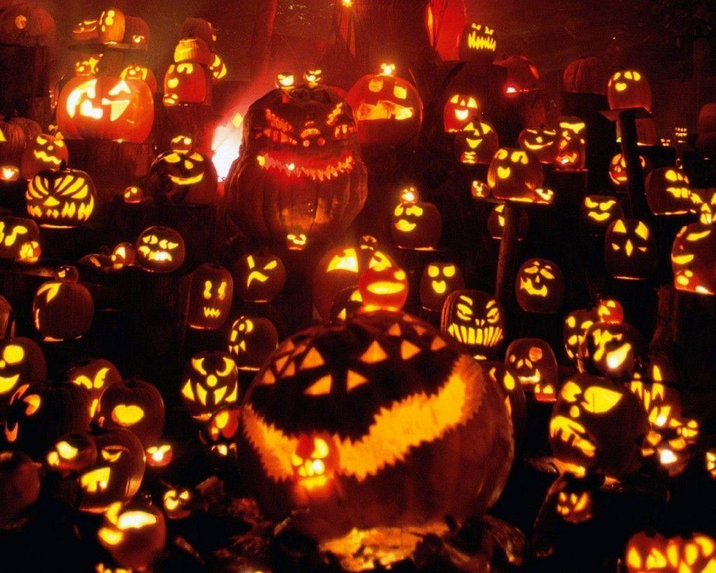 pumpkin wallpapers for halloween