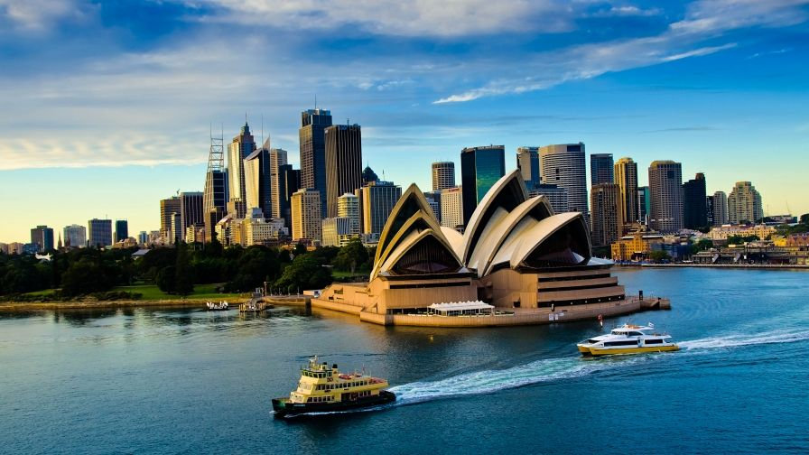 Opera Theater Sydney Hd Wallpaper Download High Quality