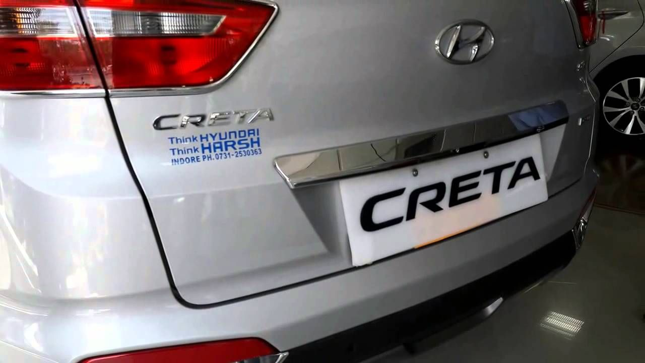 Hyundai Creta 2016 Hyndai Pinterest
