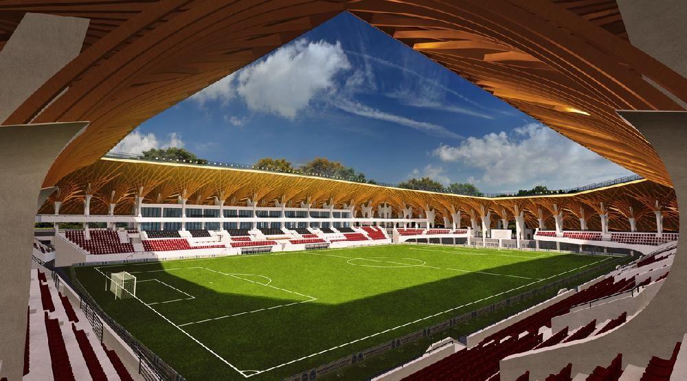Felcsút stadion, Hungary Stadion, Fussball