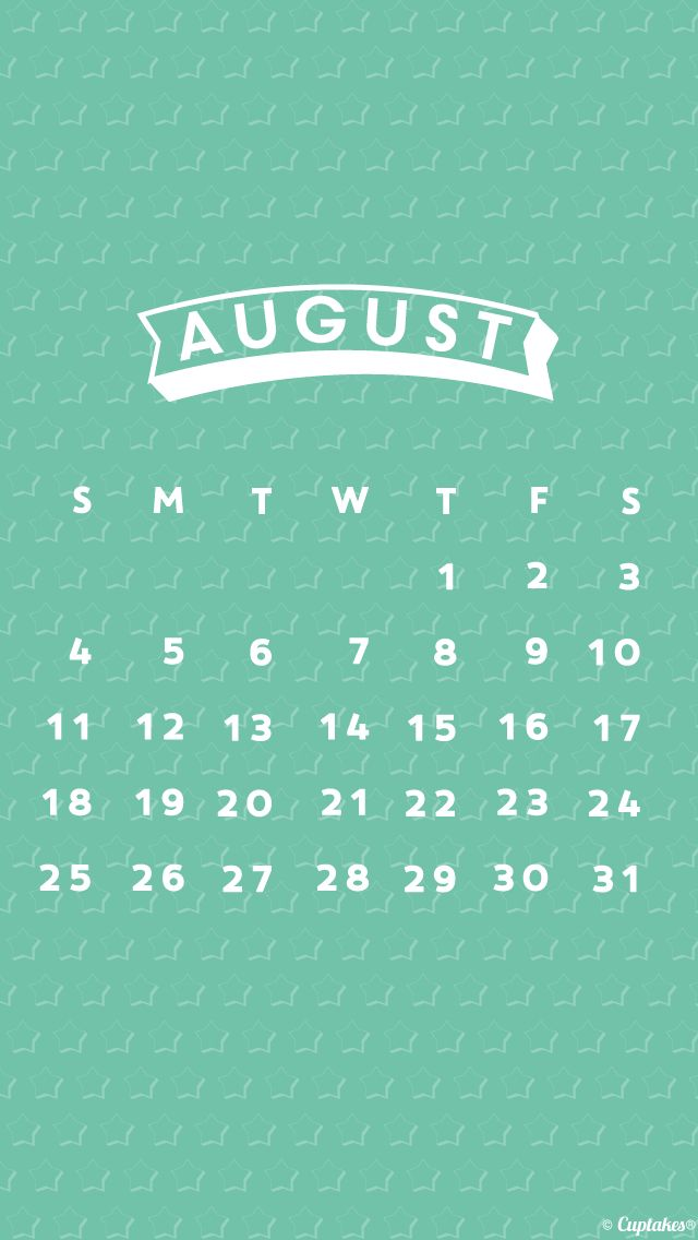 2 August Month Wallpaper