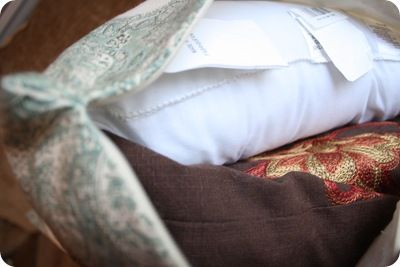 Pottery Barn Pillows On The Cheap With Images